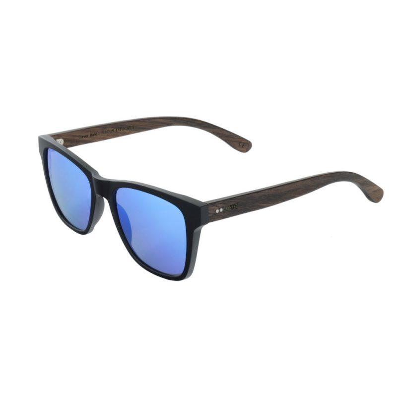Sonnenbrille aus Holz Clever Hans