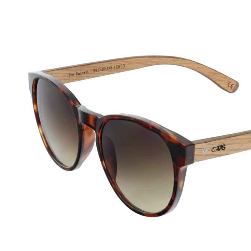 Sonnenbrille aus Holz The Duchess