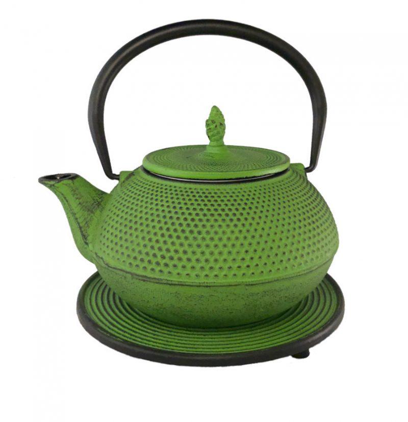 Teekanne Arare 1,2l hellgrün