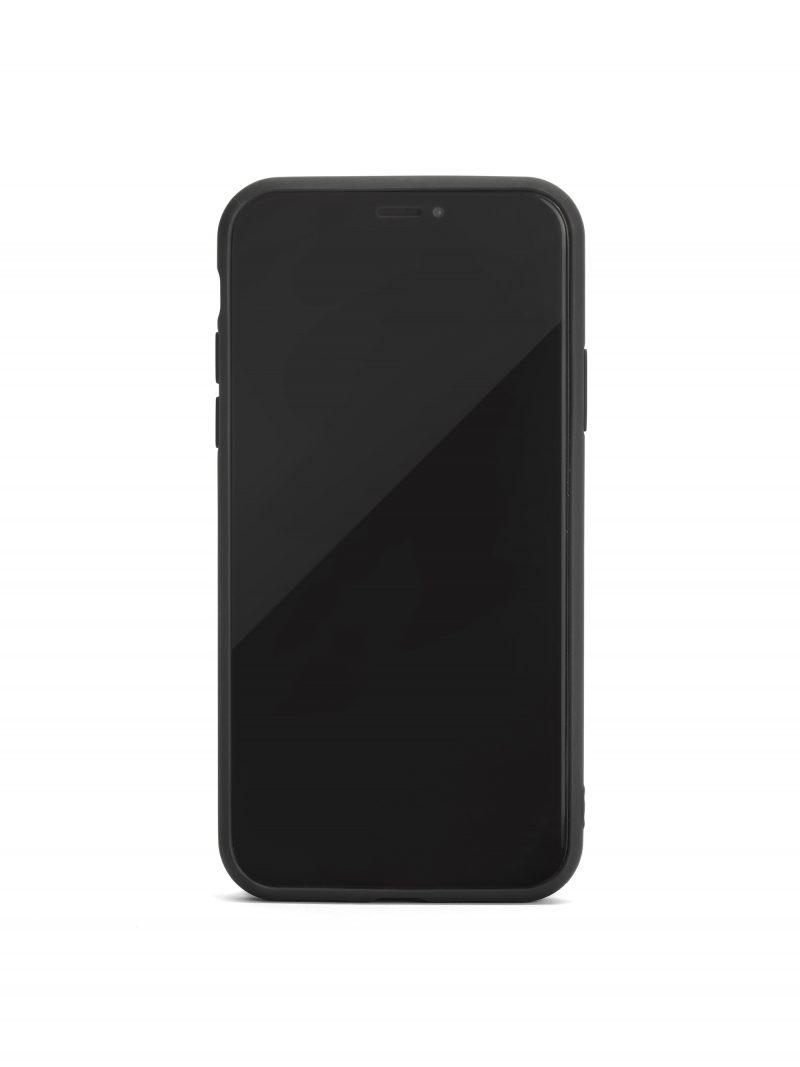 iPhone X-XS Holzhülle Kirschholz Rückseite
