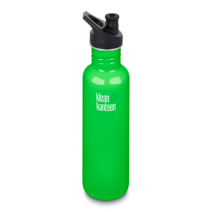 Klean Kanteen - Sports Cap, 800ml, Spring Green