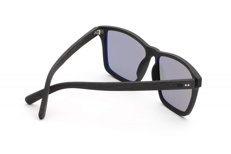 Holz-Sonnenbrille Anton Links