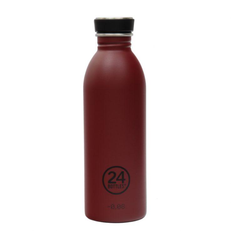 Trinkflasche aus Edelstahl Urban Country Red 500ml