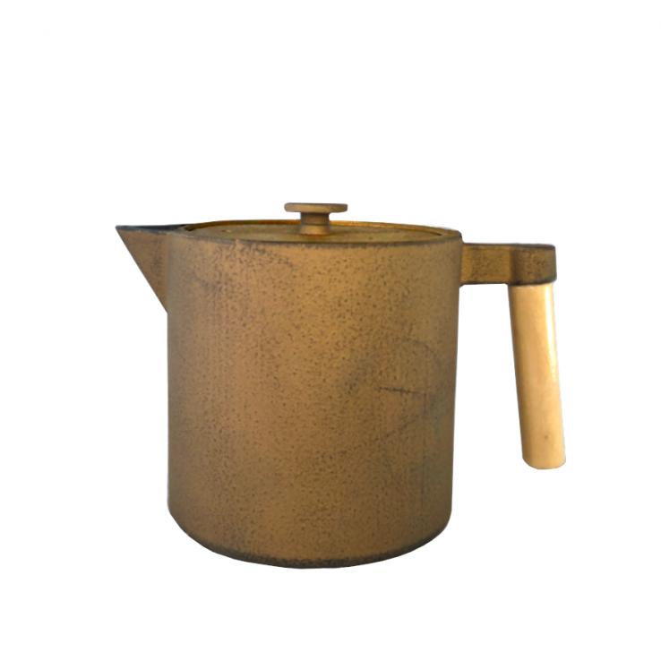 Teekanne Chiisana 800ml Kupfer