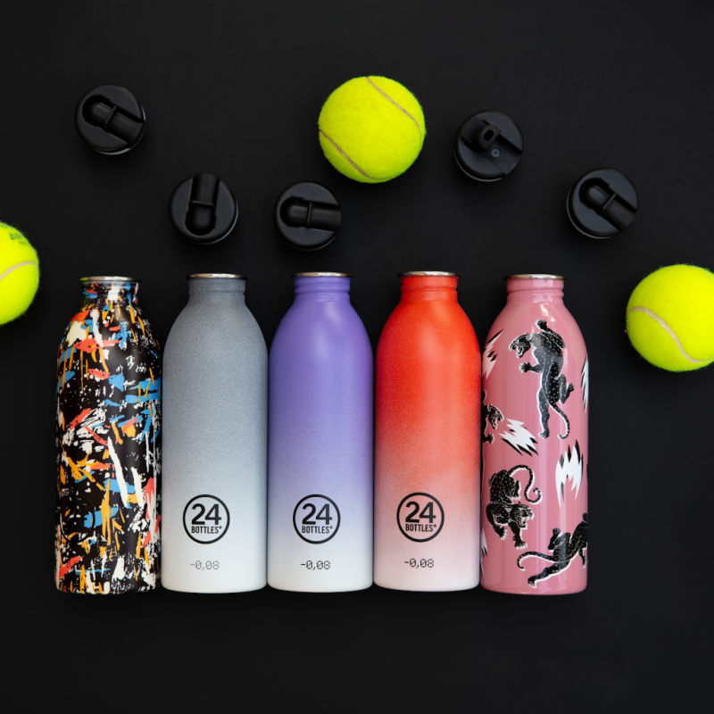 Trinkflasche aus Edelstahl Urban - Graffiti Beat,, 500ml, Lookbook03