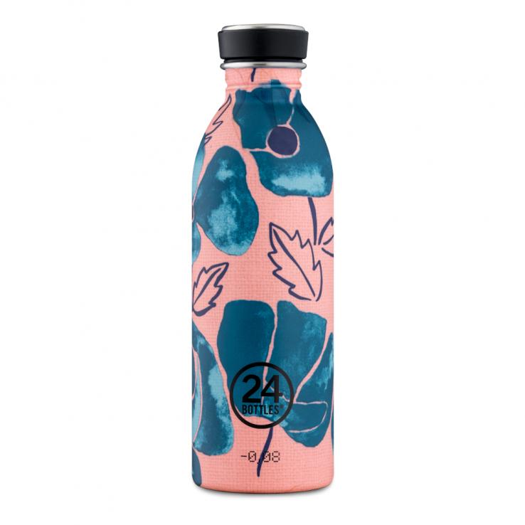 Trinkflasche aus Edelstahl Urban - Sunrise Jade, 500ml