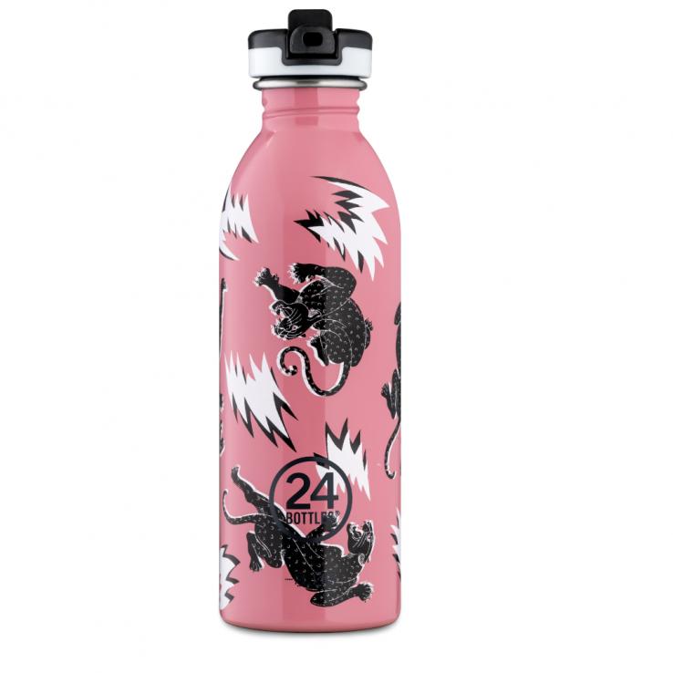 Trinkflasche aus Edelstahl Urban - Wild Tune,, 500ml,