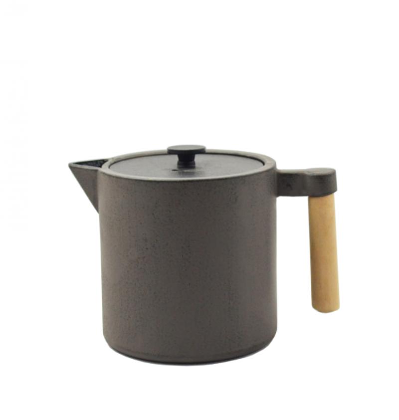 Teekanne Chiisana 800ml grau