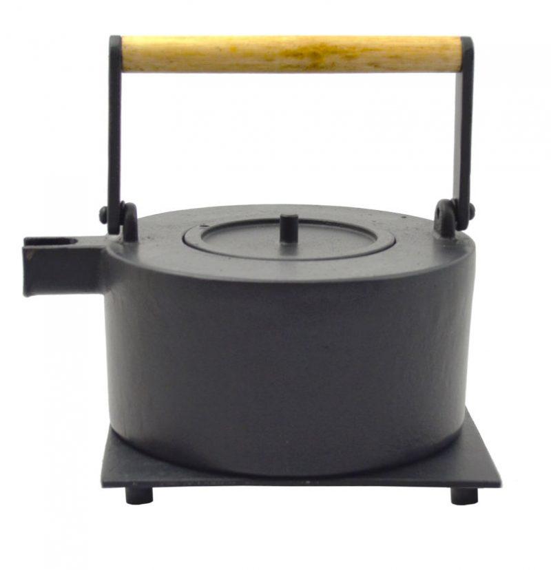 Teekanne aus Gusseisen Maki 1000ml schwarz