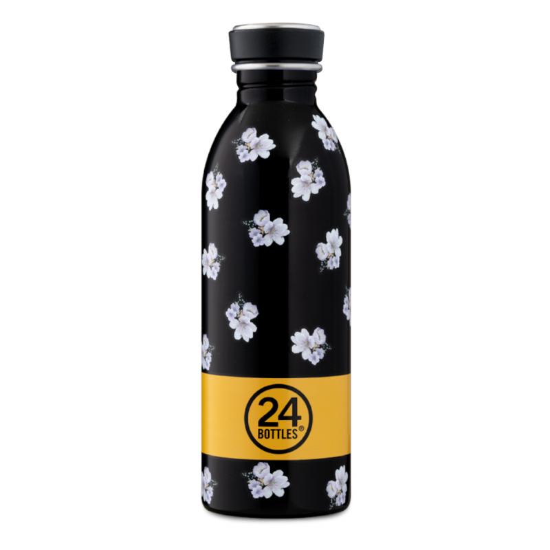Trinkflasche Edelstahl Urban Bloom-Box-500ml