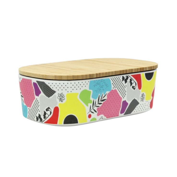 lunchbox deluxe bambus wild and bright