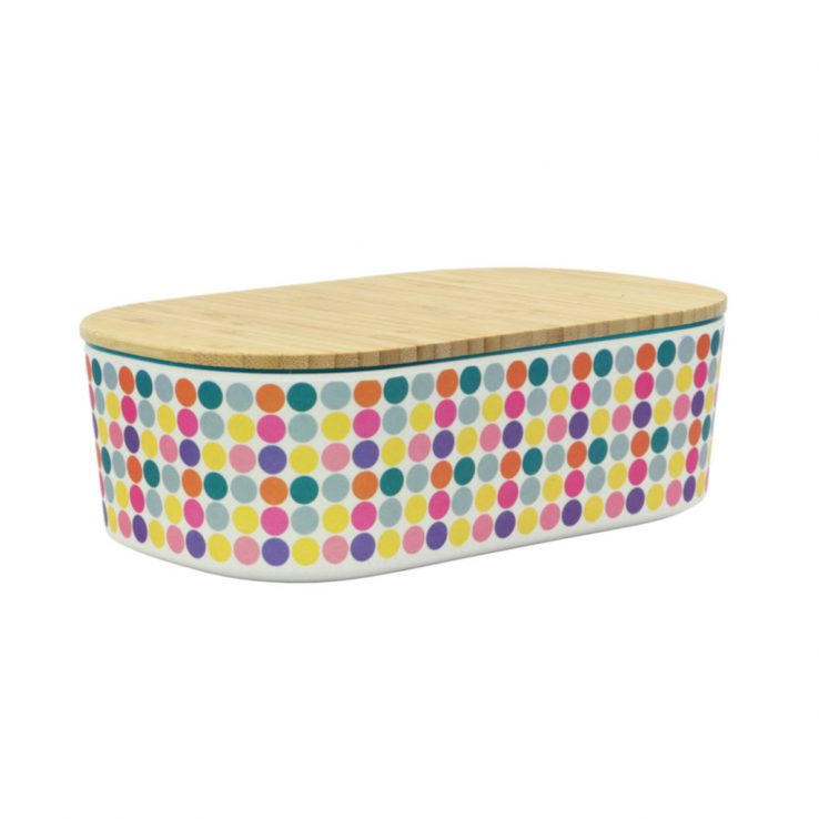 lunchbox deluxe bambus fun circles