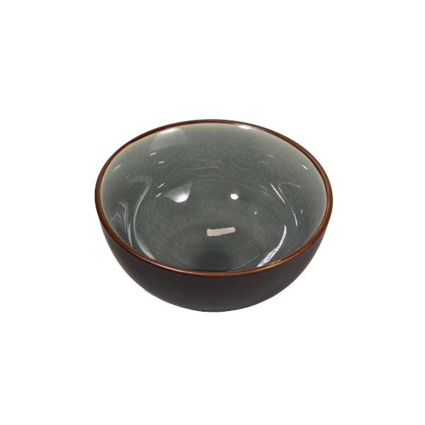 Teeschale aus Porzellan Cha Wan 250ml grau