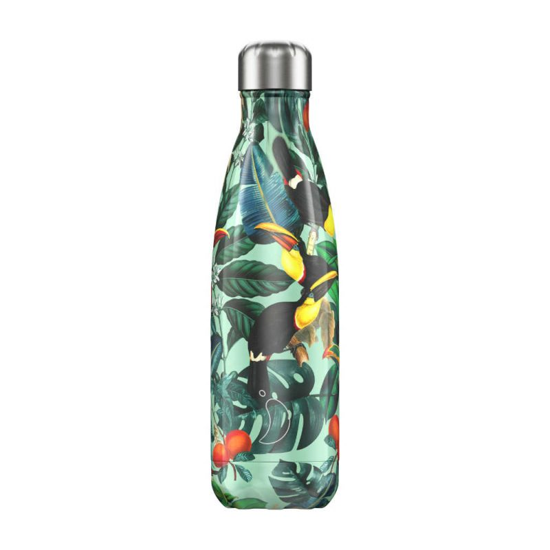 Isolierflasche Tropical Toucan 500ml