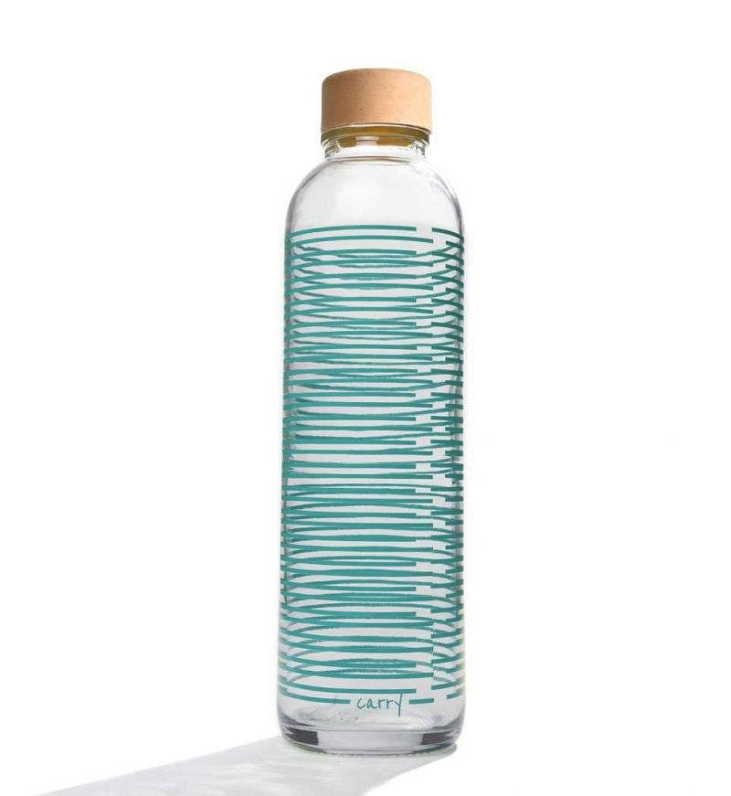 Trinkflasche aus Glas CARRY Bottles Summer Twist 700ml Lookbook01
