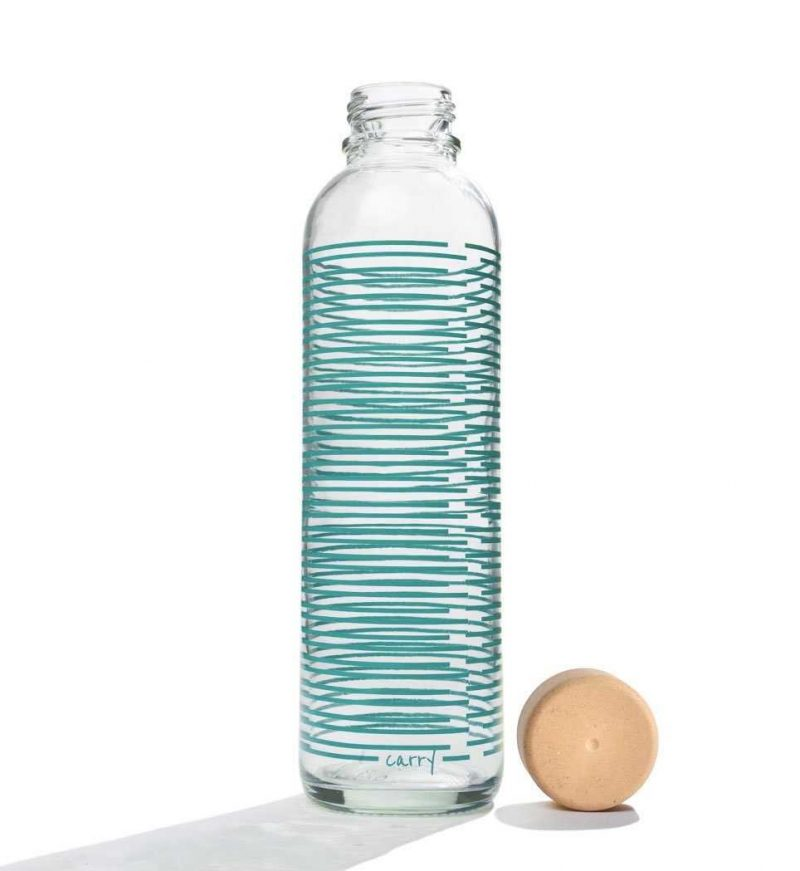 Trinkflasche aus Glas CARRY Bottles Summer Twist 700ml Lookbook02