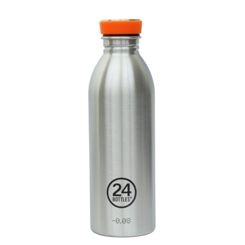 Trinkflasche aus Edelstahl Urban Steel Life 500ml