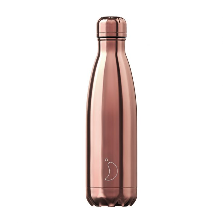 Isolierflasche Chrome Rose Gold, 500ml