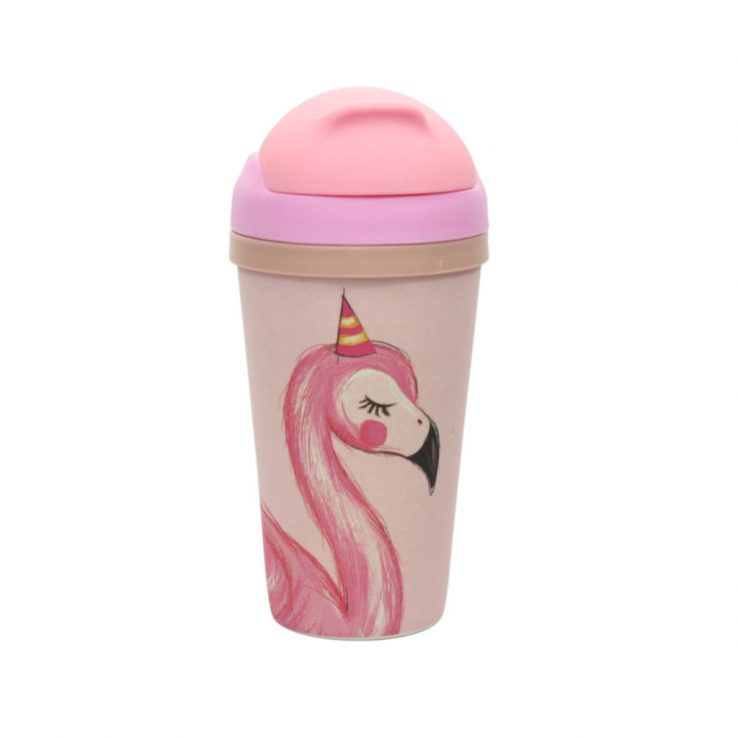 Trinkbecher aus Bambus BAMBOOfriends Queeny 300ml