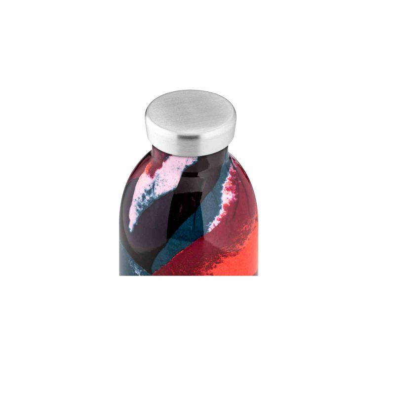 Trinkflasche aus Edelstahl, Clima - Flower Flame, 500ml - Lookbook 02