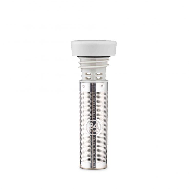 Trinkflasche Edelstahl Clima Teeinfuser