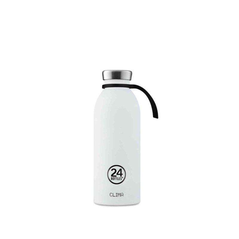 Trinkflasche Edelstahl Clima und Urban Trageriemen - lookbook01
