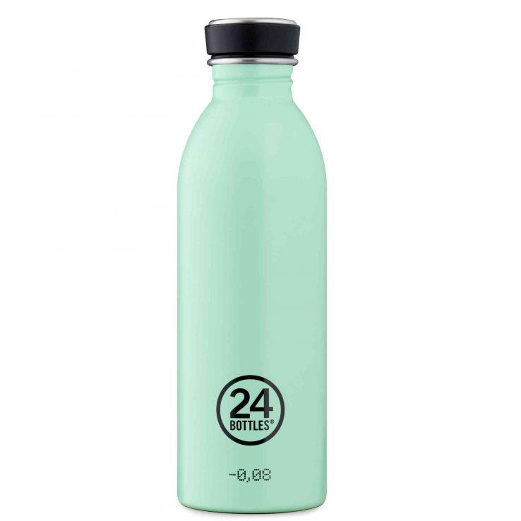 Trinkflasche aus Edelstahl, Urban - Aqua Green, 500ml