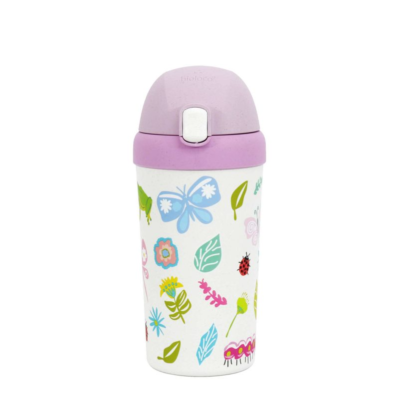 Trinkbecher für Kinder 'Butterfly and Friends'