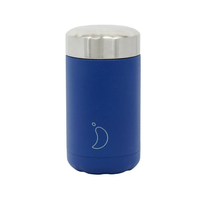 Thermo Lunchbox 500ml Chillys in Blau