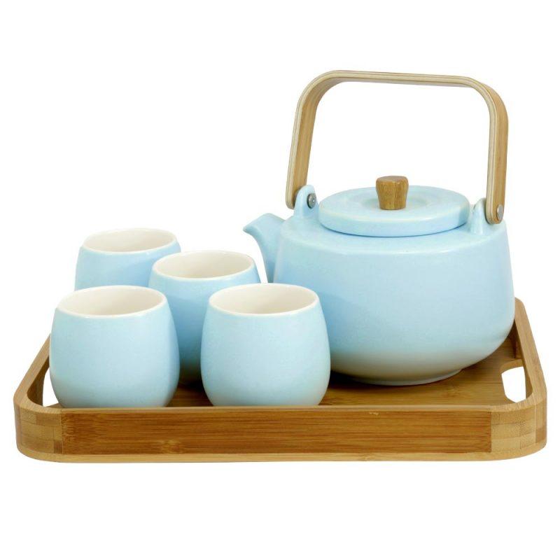 Teekanne aus Porzellan 'Beppo', Set