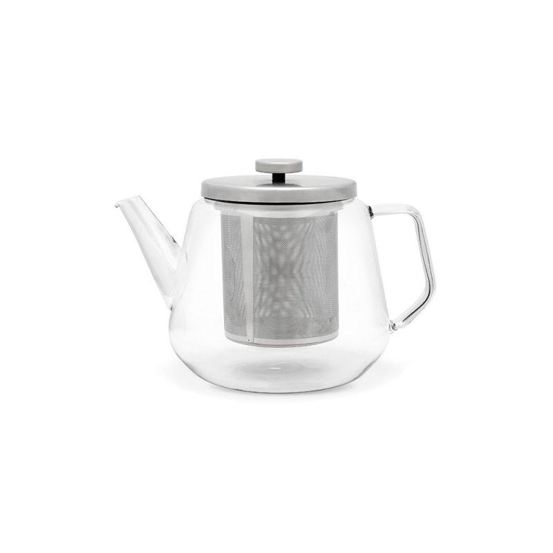 Teekanne aus Glas im Set 'Bari', 1,5l - Lieferumfang Teekanne inkl. Sieb